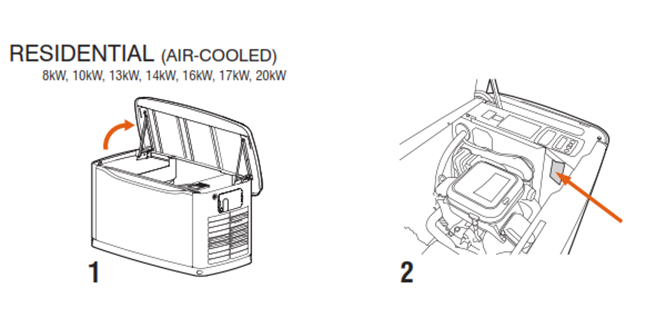 generac power systems find my manual parts list and product support Generac Generators Wiring-Diagram Carburetor for help finding your serial number click here