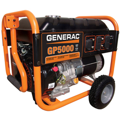 generac power systems find my manual, parts list, and product support Generac Centurion 5000 Watt Generator